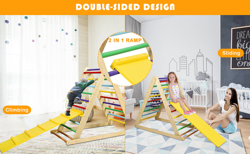 double sides