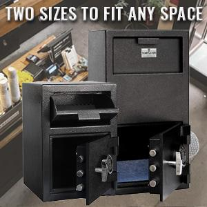 Two Sizes to Fit Any Space