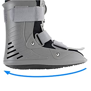 walking boot for ankle fracture, fracture boot
