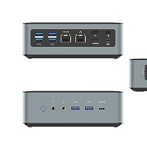 HM50 Multiple ports