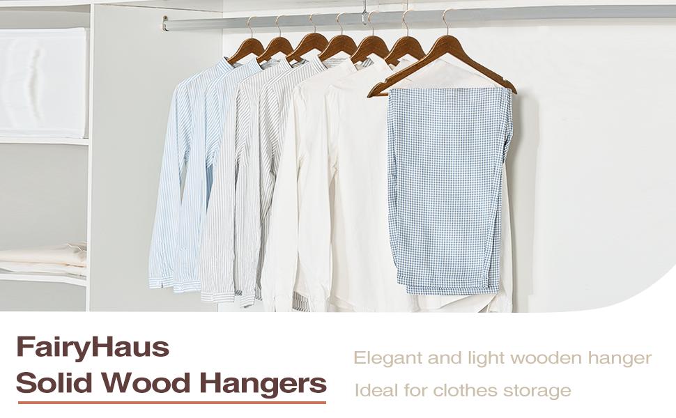 FairyHaus Wood Hangers