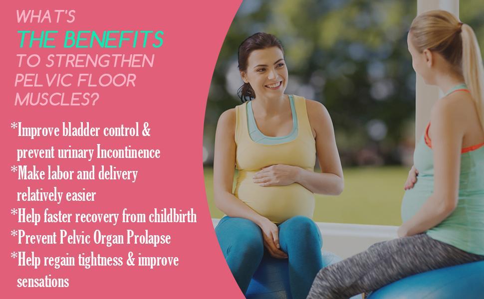 benefits of kegel balls