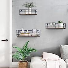 Wall Shelves for Bedroom