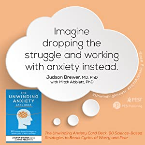 Unwinding Anxiety Card Deck Quote