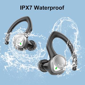 sports earbuds bluetooth wireless