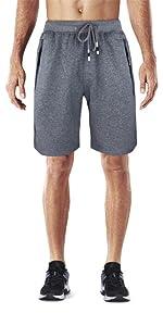 Men's Cotton Jersey Shorts