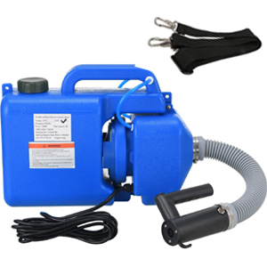 electric disinfectant fogger sprayer machine mosquito outdoor garden yard