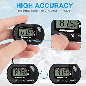 Fish Tank Thermometer 5