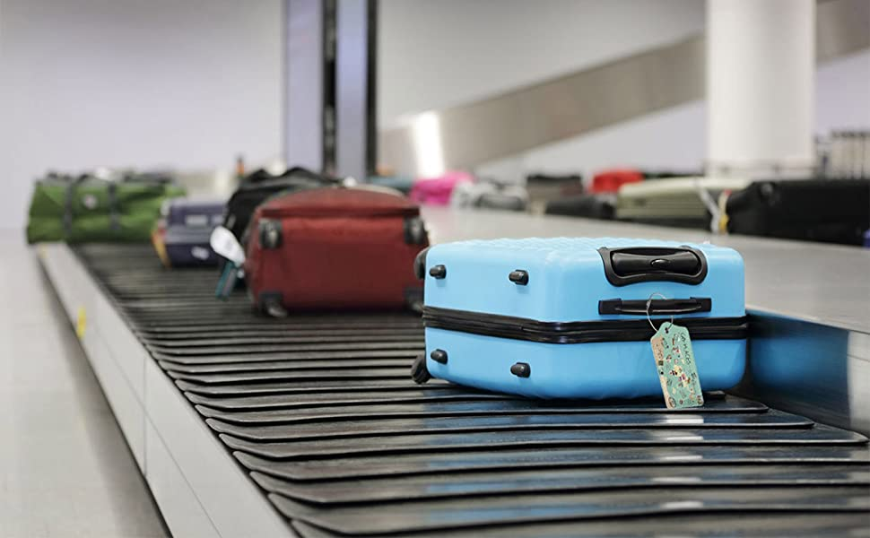 Find luggage quickly