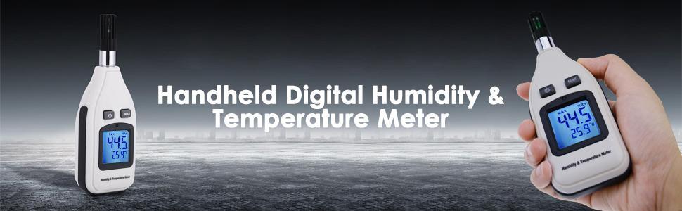 humidty meter