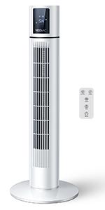YISSVIC Ventilateur Colonne
