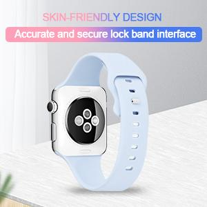 Soft Durable Sport Watch Band
