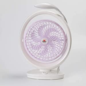 Fan With Led Light