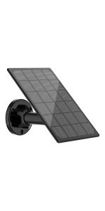 security camera outdoor solar powered