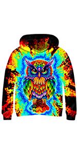animal sweatshirt for kids