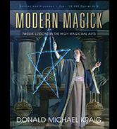 Modern Magick, by Donald Michael Kraig