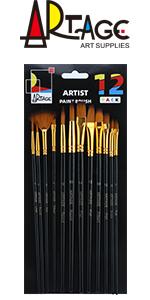 Paintbrush Set