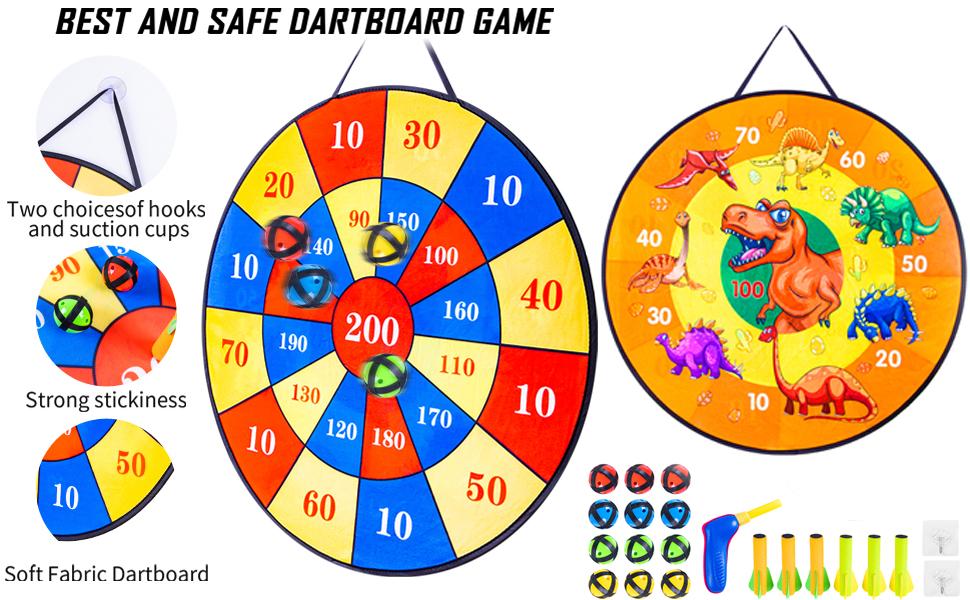 best and safe dartboard game