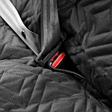 Safety Belt Openings