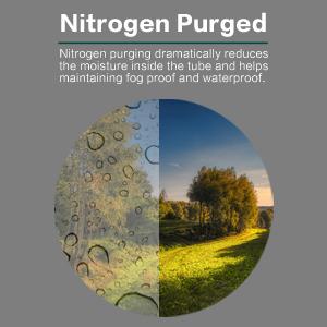 Nitrogen Purged-Waterproof and fogproof