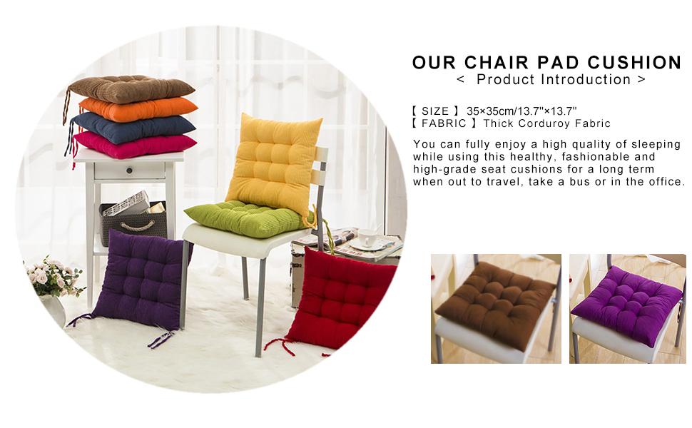 chair pad cushion