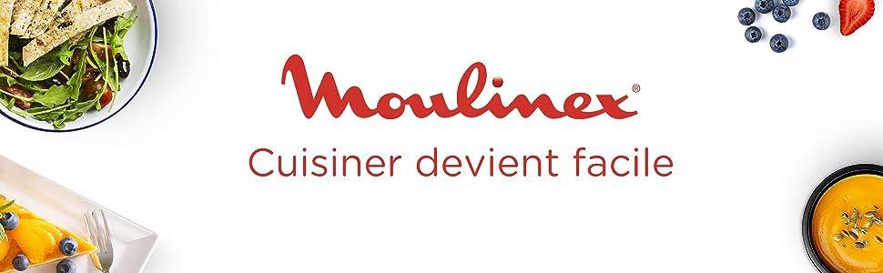 Moulinex : Cuisiner devient facile