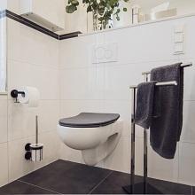 pied ou l'étagère porte-serviettes vous mène à travers toute la salle de bains. Combien serait-il