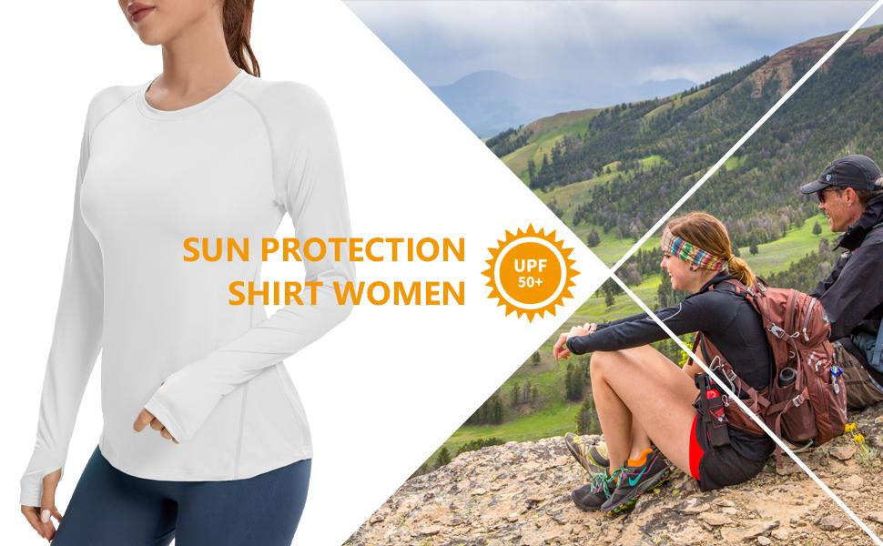 sun shirt women
