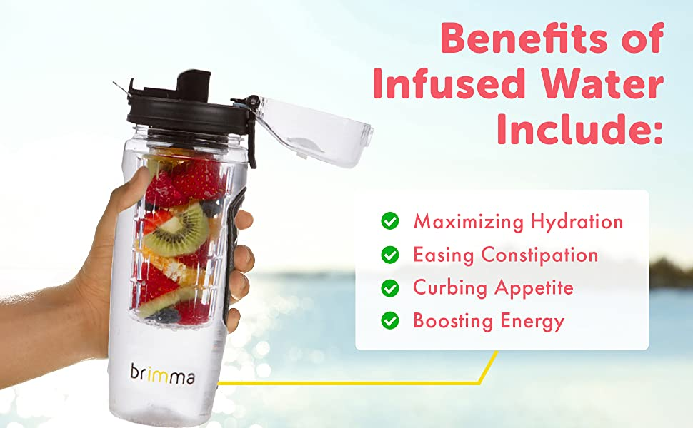 Benefits of Infused Water: