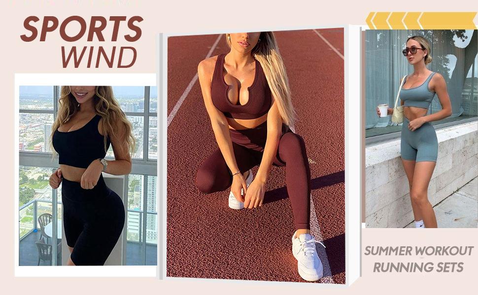 summer workout running sets