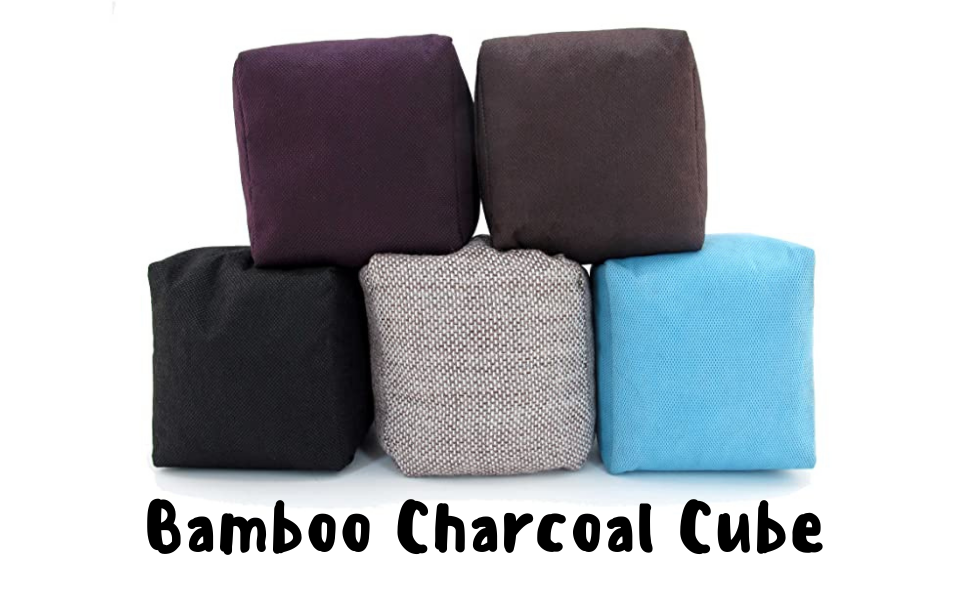 bamboo charcoal cube odor absorber