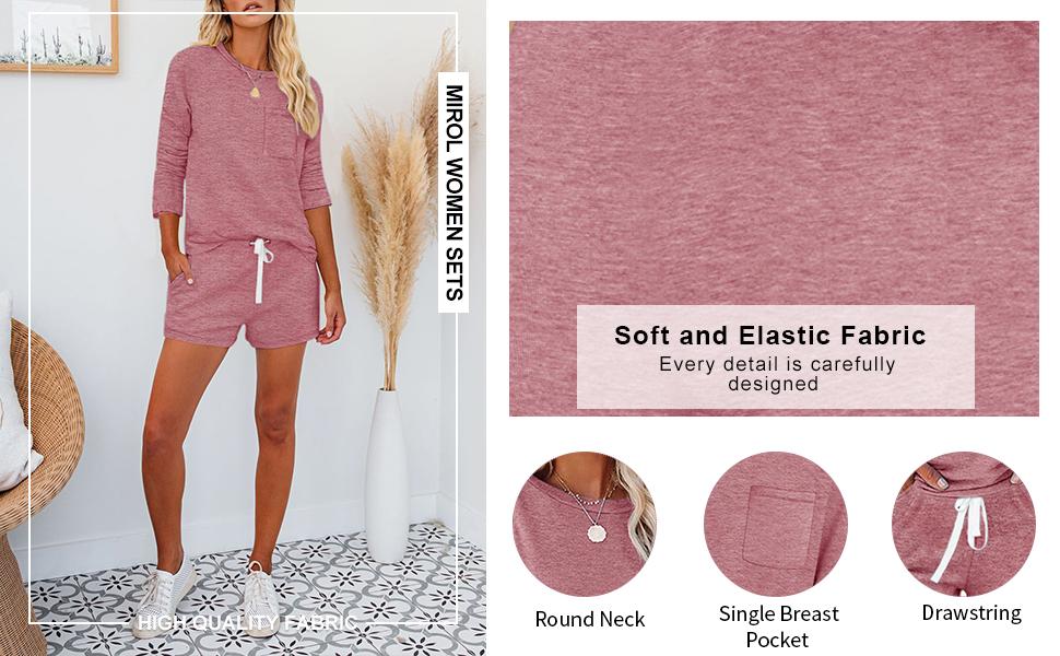 Sleepwear Pajamas Set