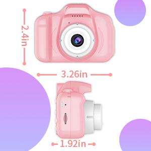 waterproof camera for kids