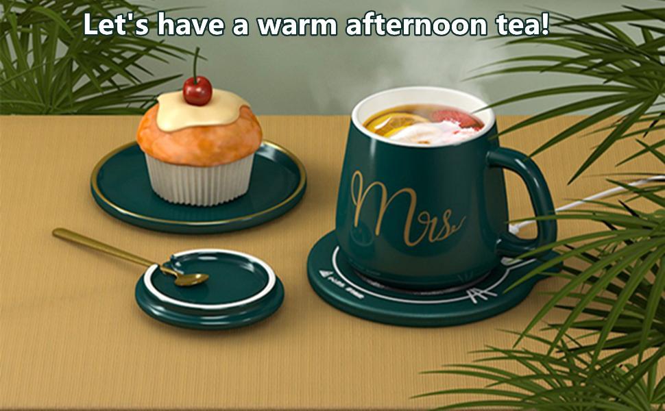 Keeps all your favorite hot beverages warm