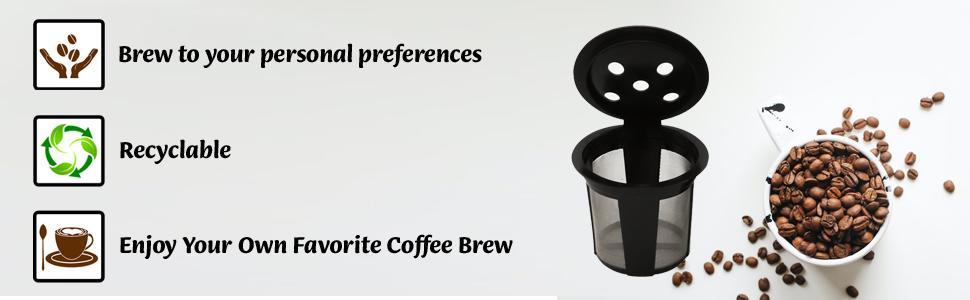K cups for Supreme plus