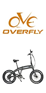 overfly bike bag