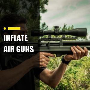 High Pressure Hand Pump for Air Gun