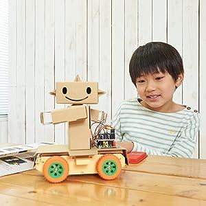 ソビーゴロボット プログラミング