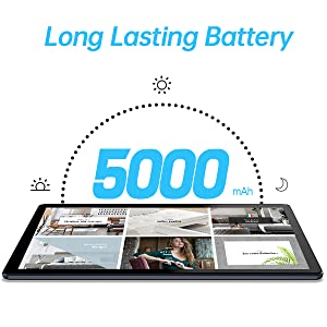 Long Batteru tablet