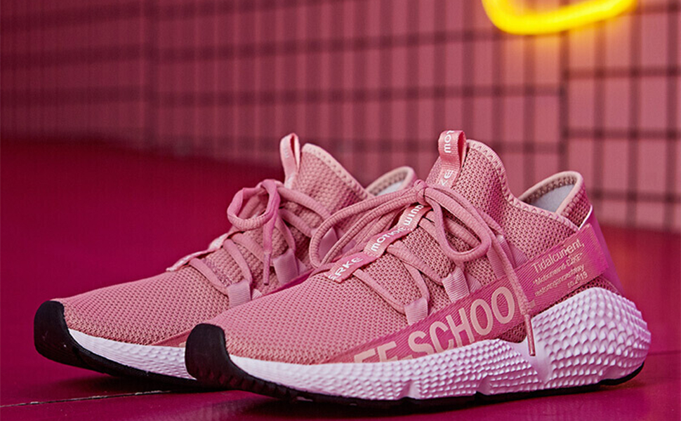 lace up tennis shoes for women