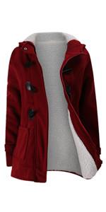 Womens winter warm coats
