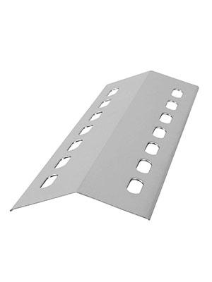 Stainless steel heat plates
