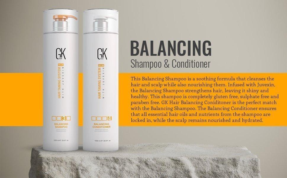 Balancing Shampoo & Conditioner 1000ml