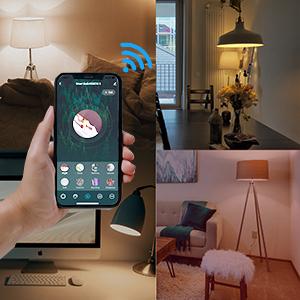 Smart LED Bulb Lamp