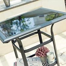 patio bar set bar height patio set bistro table set outdoor bar stools bar height bistro set