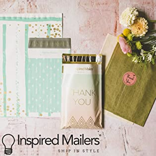 Inspired Mailers poly mailers
