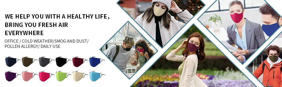 Cloth Face Mask for Women,Men