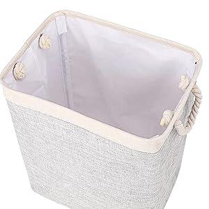 2-Pack Laundry Hamper Basket