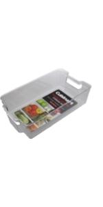 cuisinart fridge and freezer storage bins