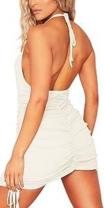 halter dresses